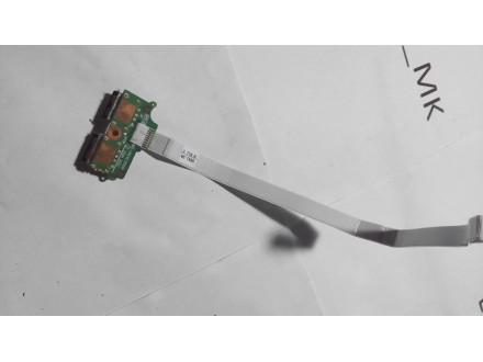 HP 625 USB konektor