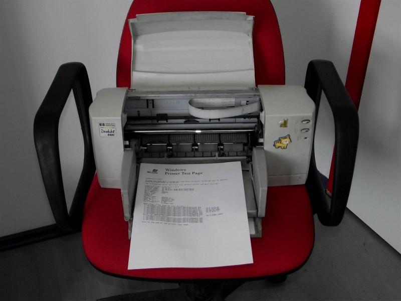 HP 845c