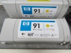 HP 91 Yellow Ink Cartridge C9469A - bez kutije
