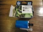 HP 920xl - nekorišćen Black kertridž