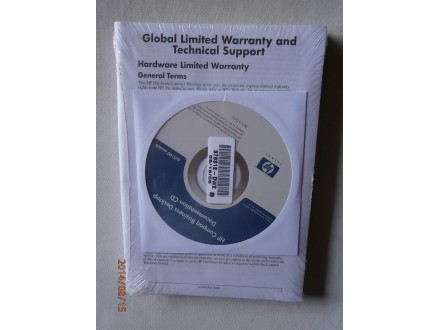 HP Compaq Business Desktop Documentation CD dc5100