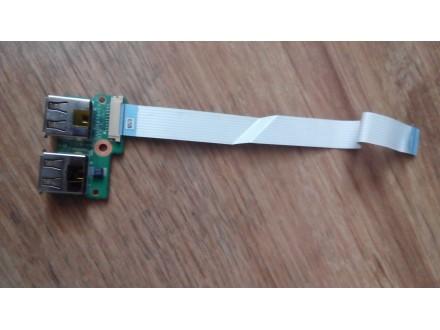 HP Compaq CQ61 USB konektor
