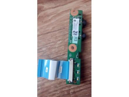 HP Compaq CQ61 audio konektor
