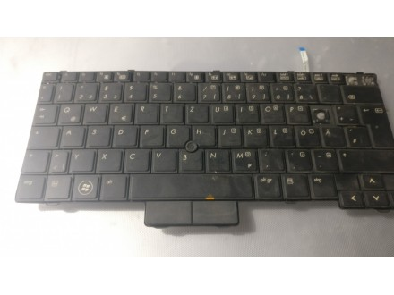 HP EliteBook 2540p Original Tastatura
