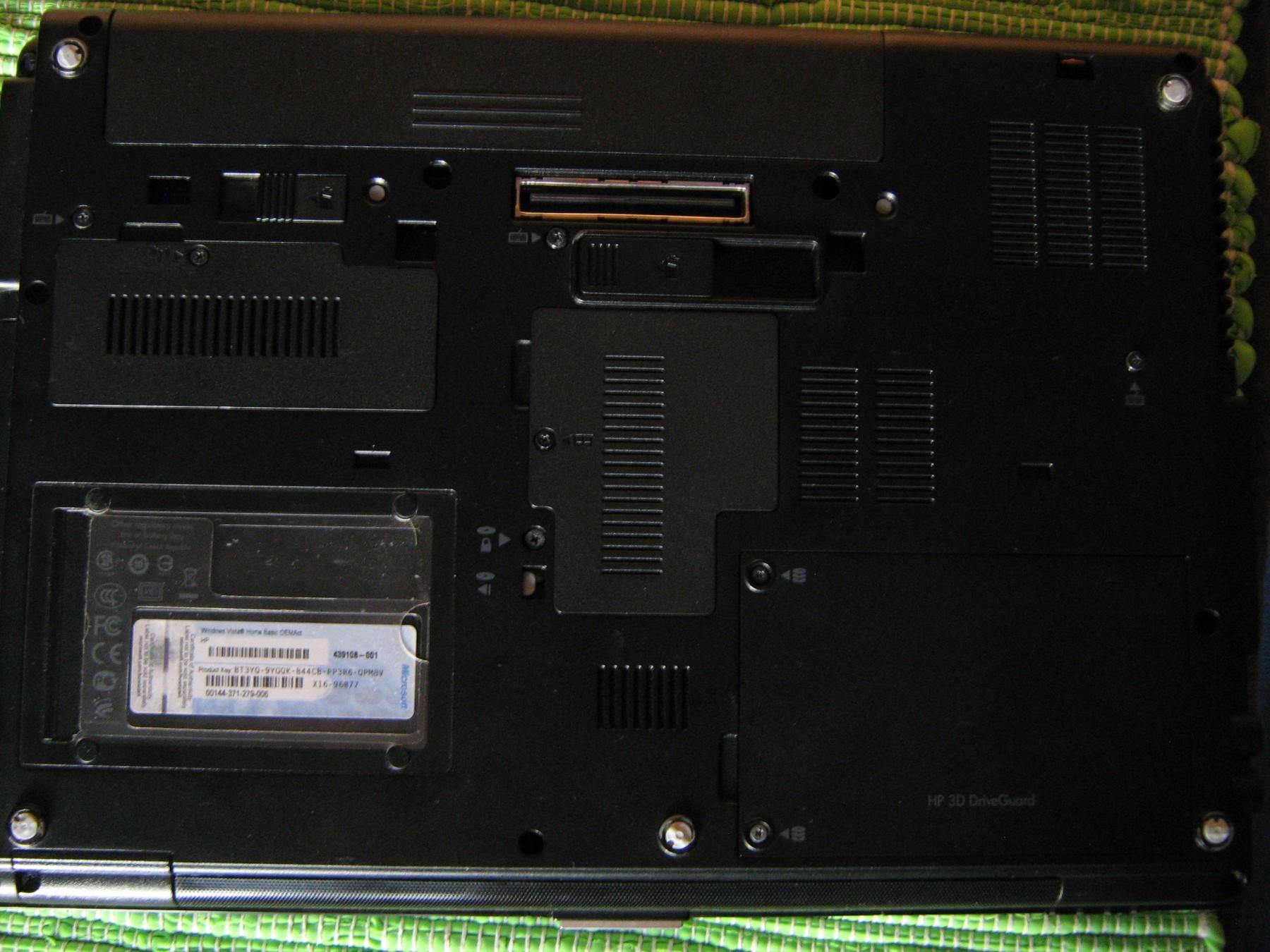 HP EliteBook 8440p - i5, 4Gb, 320Gb, HD+, 3G - odličan! - Kupindo
