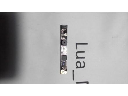 HP G62 b50EM - Kamera