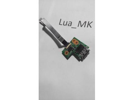HP G62 b50EM - USB Konektor