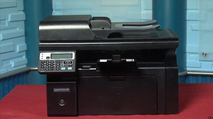 HP LaserJet Pro MFP M127fn Stampac/Skener/Kopir/Fax ...