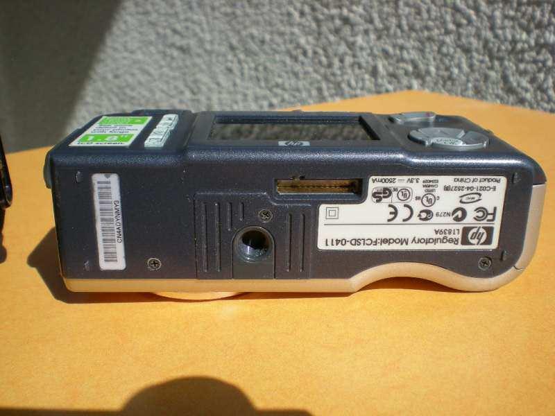 HP Photosmart M407 4MP Digital Camera with 3x Optical