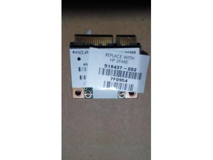 HP dv7 2035eo mrezna kartica - wifi
