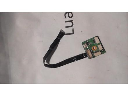HP dv9700 dv9810eg Power button