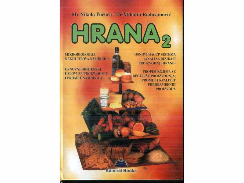 HRANA 2  Mr Nikola Počuča +