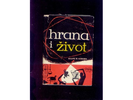 HRANA I ZIVOT - RALPH GERARD