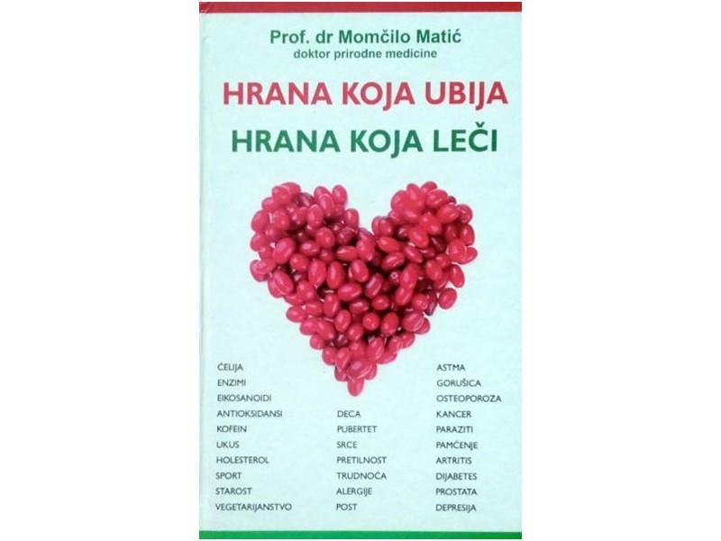 HRANA KOJA UBIJA, HRANA KOJA LEČI - Prof. dr Momčilo Matić