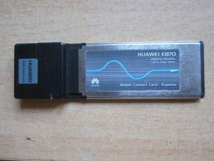 HUAWEI Mobile Connect Express E870