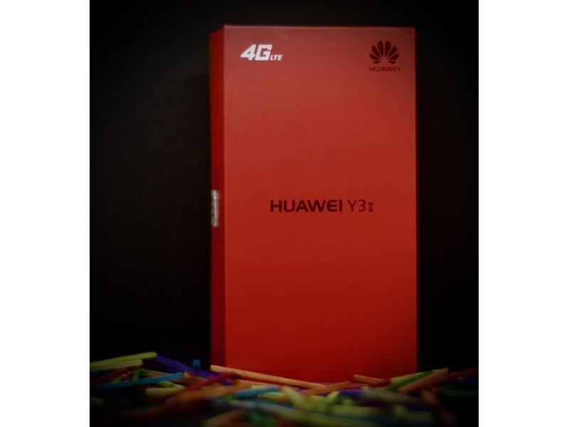 HUAWEI Y3 II BELI od Kupinda na ODLOŽENO plaćanje