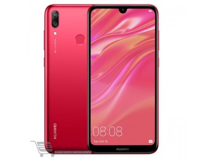 HUAWEI Y7 (2019) DS Coral Red