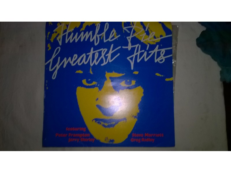 HUMBLE PIE-Greatest Hits