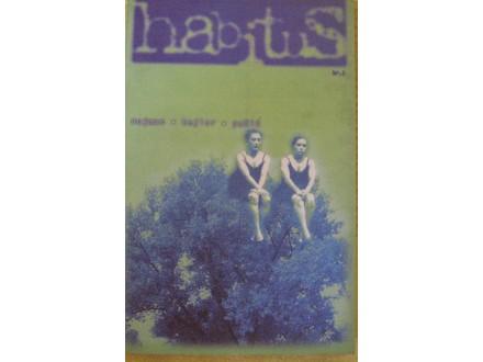 Habitus  broj 1
