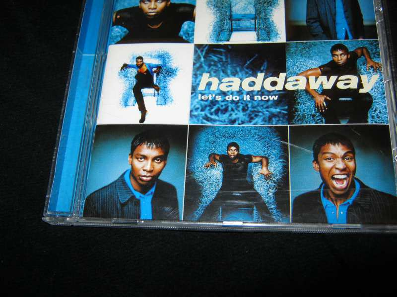 Haddaway - Let`s Do It Now