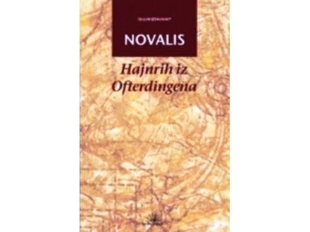 Hajnrih iz Ofterdingena, Novalis, nova