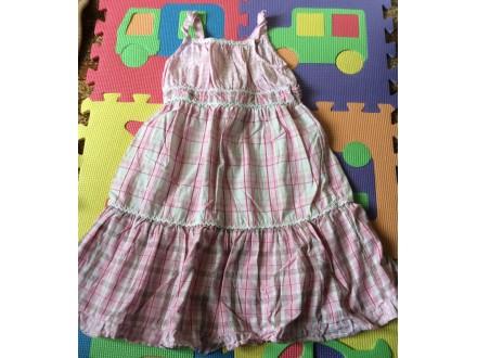 Haljina za leto H&M ** KAO NOVA ** 3-4 godine