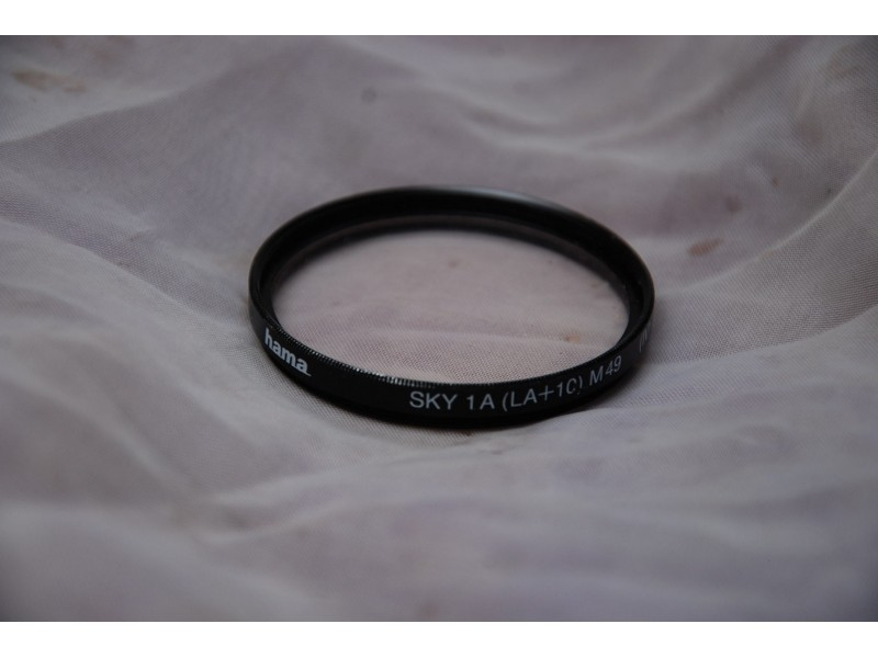 Hama filter SKY 1A 49 mm
