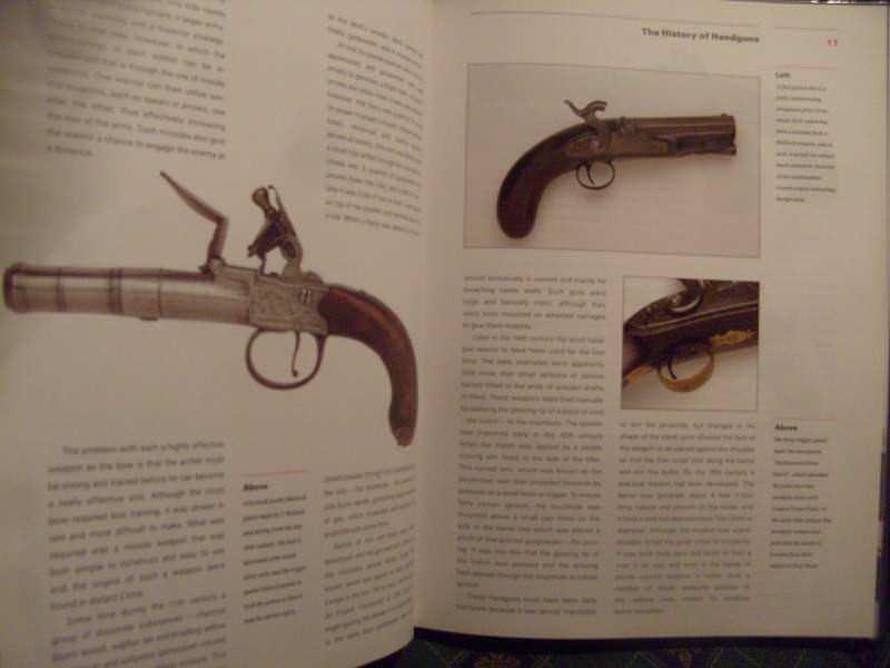 Handguns, revolveri, pištolji,enciklopedija na enleskom