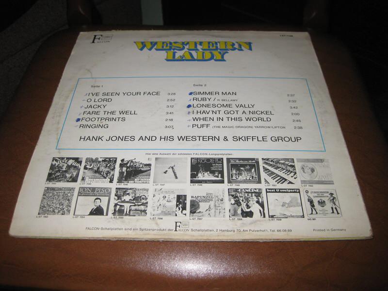 Hank Jones - Western Lady