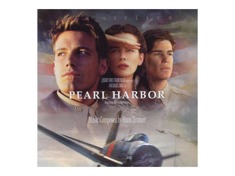 Hans Zimmer - Pearl Harbor - Music From The Motion Picture