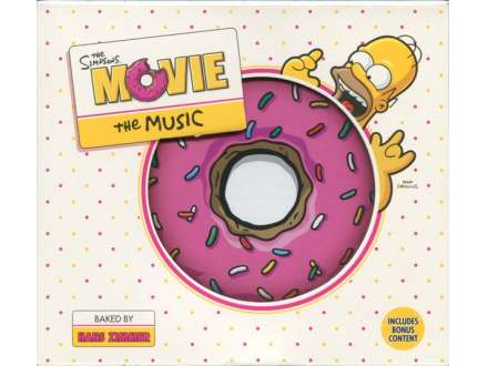 Hans Zimmer - The Simpsons Movie: The Music