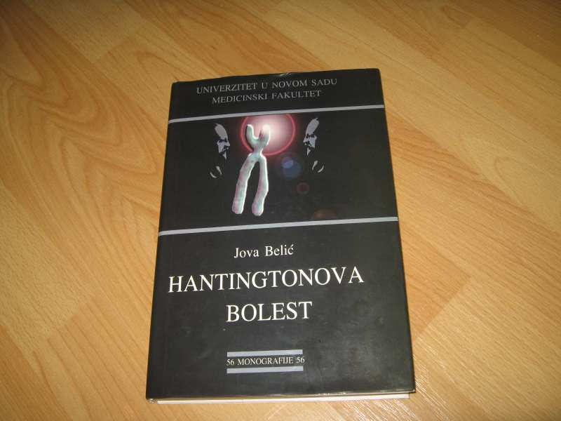 Hantingtonova bolest