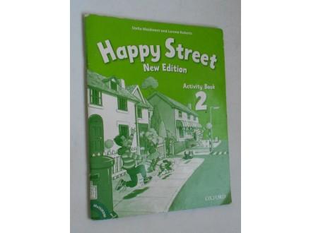 Happy Street 2, New Edition - Radna sveska za 4. razred