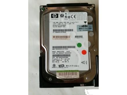 Hard disk SAS HP146Gb 15K