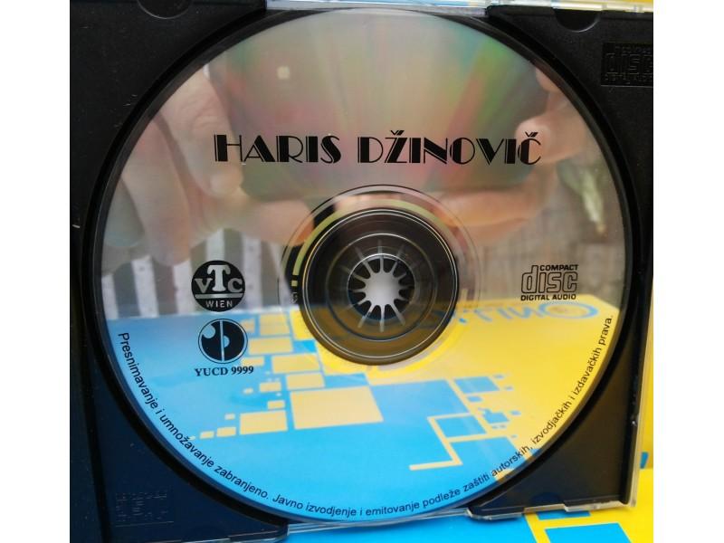 Haris Džinović - Jesul` Dunje Procvale - CD