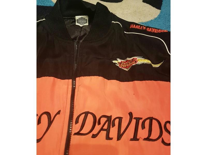 Harley Davidson moto jakna deblja vatirana