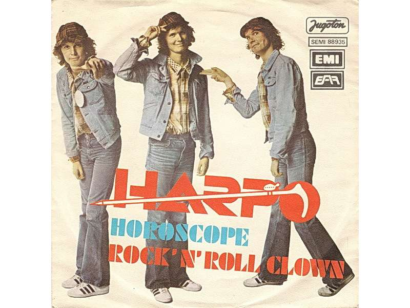 Harpo - Horoscope / Rock `N` Roll Clown