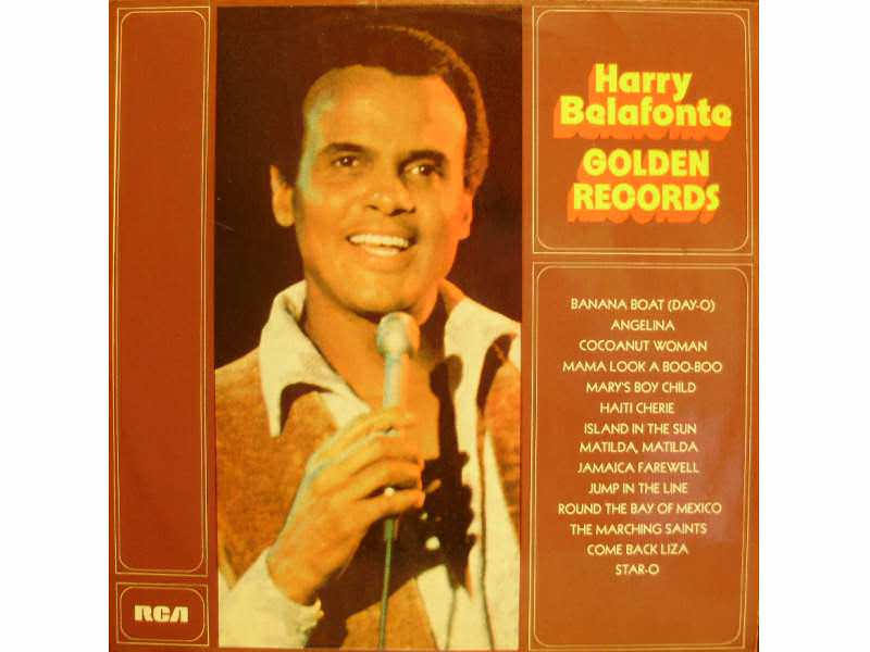 Harry Belafonte - Golden Records