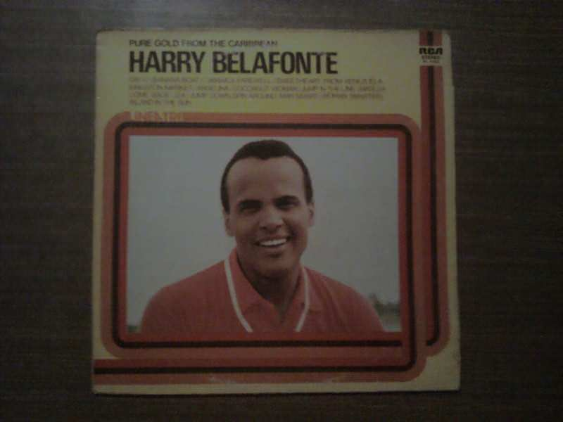 Harry Belafonte - Pure Gold From The Caribbean