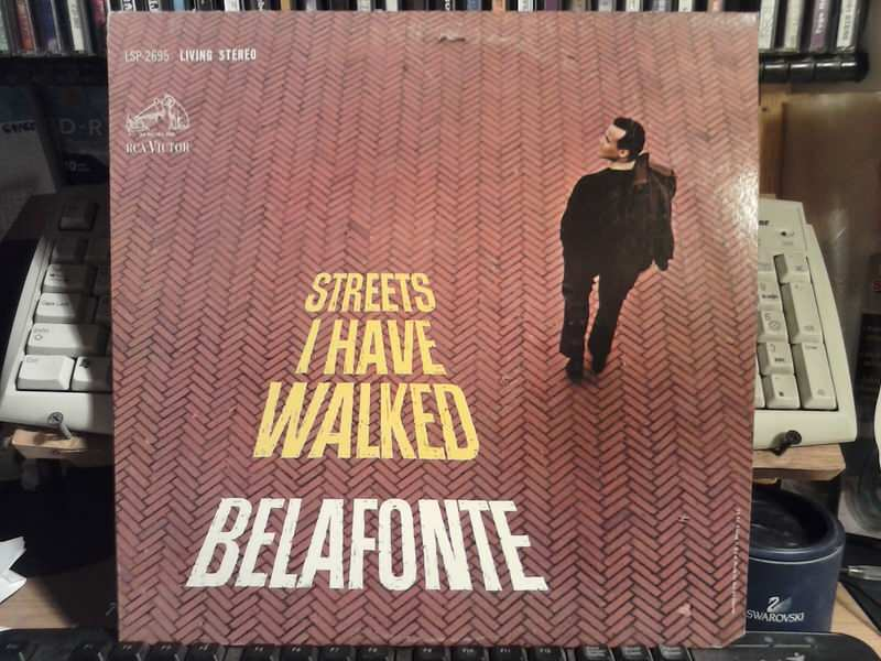 Harry Belafonte - Streets I Have Walked