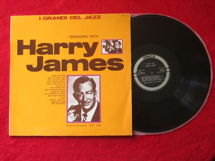 Harry James And His Orchestra - Swingin` With  *MINT*