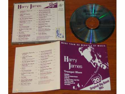 Harry James - Trumpet Blues 20 Original Big Band Hits