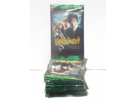 Harry Potter - Chamber of Secrets neotvorena kesica