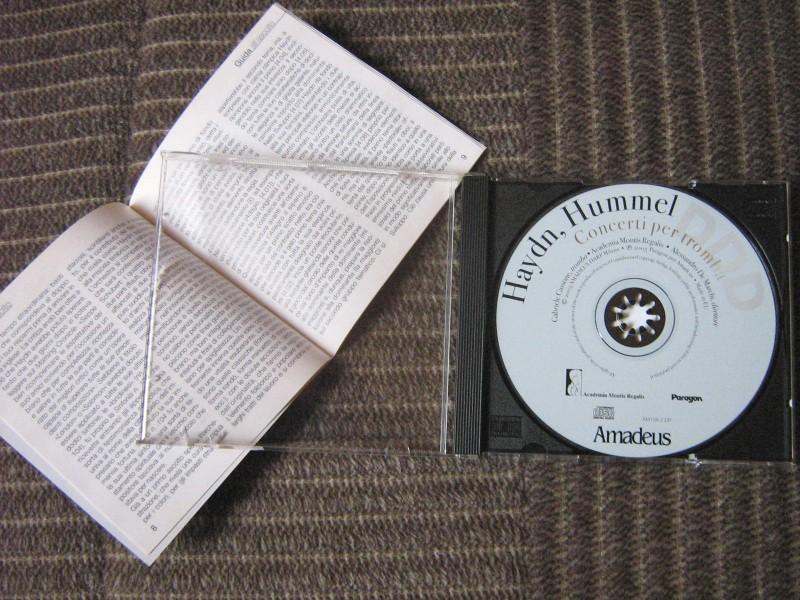 Haydn, Hummel - Concerti per tromba