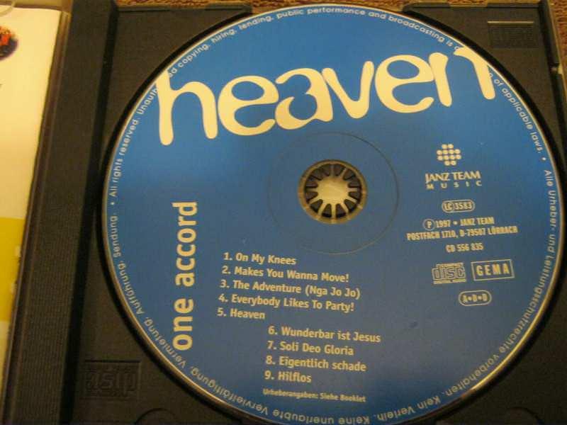 Heaven - One Accord