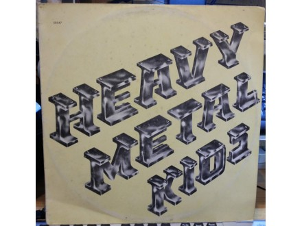 Heavy Metal Kids - Heavy Metal Kids, LP,Album