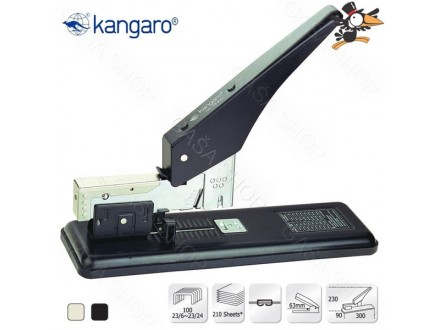 Heftalica Kangaro Heavy Duty HD 23S24 - Novo