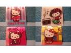 Hello Kitty 3D sličice jedan komad 10 dinara