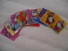 Hello kitty 3d kartice Nikiforija - komad 50 dinara