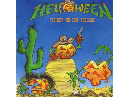 Helloween - The Best - The Rest - The Rare